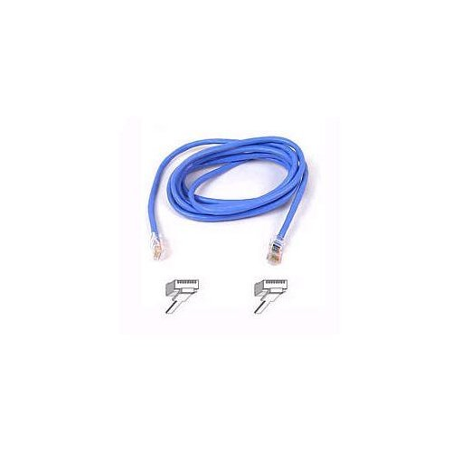 BELKIN cat5e 1ft blue patch cord rj45m/rj45m (blue)