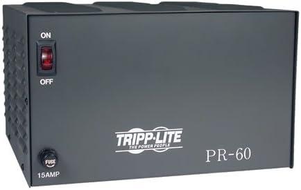 B00009YFV0 Tripp Lite PR60 DC Power Supply 60A 120V AC Input to 13.8 DC Output TAA GSA 31TwZnOtrwL.