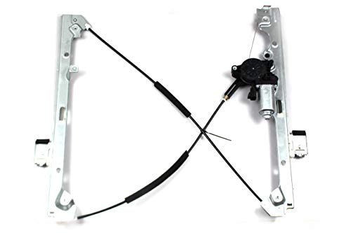 - BOXI Front Left Driver Side Power Window Regulator with Motor for Chevrolet Silverado Tahoe GMC Yukon XL Sierra Escalade Pickup Truck SUV 2002-2006 Replace OE Parts No.: 15077853, 19120846