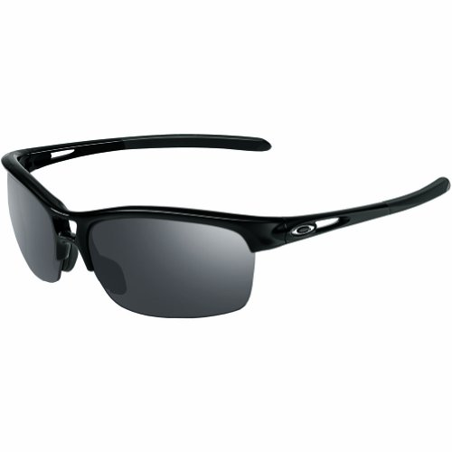 Oakley RPM SQ Non-Polarized Iridium Rectangular Sunglasses,Polished Black,62 - Sunglasses Frame M Oakley Polarized