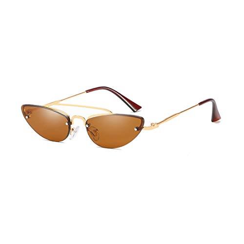 LINDANIG Retro handgefertigte Damen Sonnenbrillen aus Holz