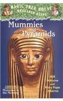 Mummies and Pyramids: A Nonfiction Companion to Magic Tree House #3: Mummies in the Morning (Magic Tree House Fact Tracker)