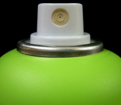 Montana GOLD Acrylic Professional Spray Paint 400 ml - Green (Montana Green)