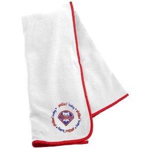 Baby Fanatic Philadelphia Phillies Receiving Blanket, 24 x 36-Inch ()