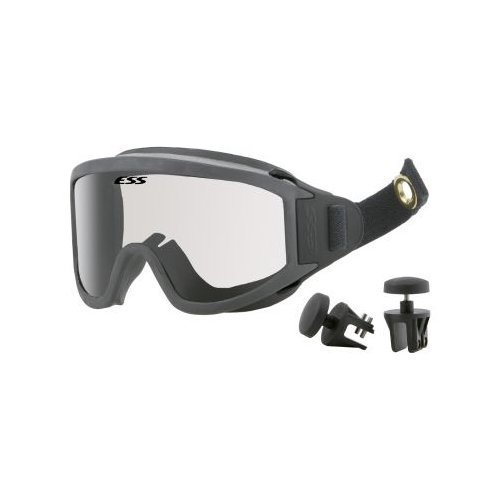 Airsoft Goggle System - Eye Safety Systems 740-0264 Innerzone One Goggles, Black