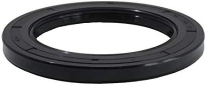 ToolNerds Radial Wellendichtring NBR 72A 35,0x52,0x10,0 mm Bauform C