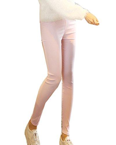 Mallas Deporte Pink De Para Leggings Pantalón Leggins Lápiz Gym Pantalones Mujer q785wCU