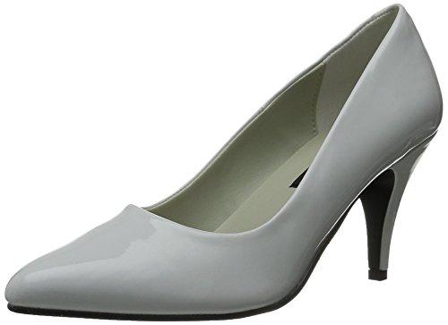 shoes PUMP carnival Funtasma costume 420 Patent White Halloween dIwSfBxq