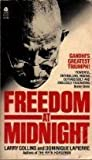 Freedom at Midnight, Larry Collins and Dominique Lapierre, 0380006936