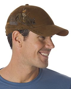 DRI Duck Bull Rider Wildlife Series Cap