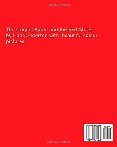 The Red Shoes: Hans Christian Andersen: 9781508949589: Amazon.com ...