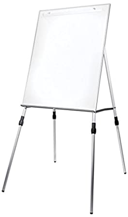 flipside products 51000 dry erase easel stand with adjustable legs grade 29 dry. Black Bedroom Furniture Sets. Home Design Ideas