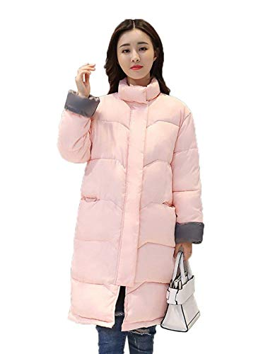 Manches Parka Hiver Chemin Femme Chaud Long IfIqnwzdRg
