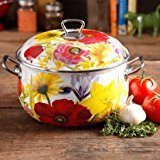 The Pioneer Woman Floral Garden 6.5-Quart Dutch Oven (1)
