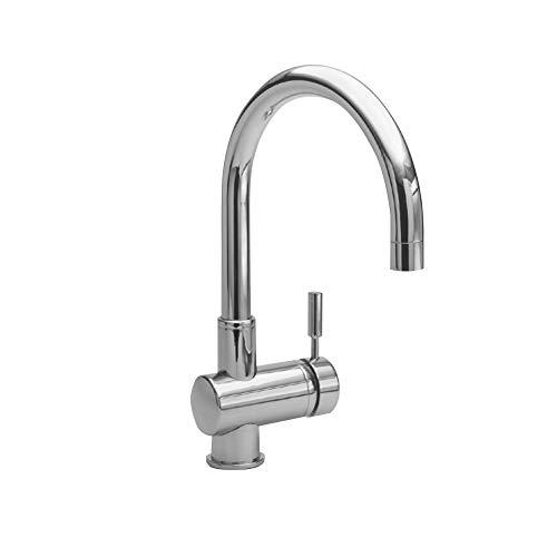 (Newport Brass 2008/26 Single Hole Bar Faucet, Polished)