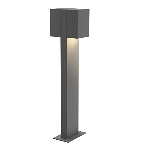 22In. Led Double Bollard (Box Sonneman)