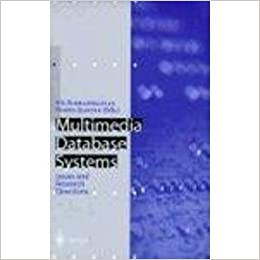 Multimedia Database Systems: Issues and Research Directions (Artificial Intelligence)