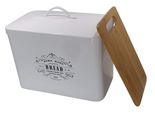Metal bread box Breadbox