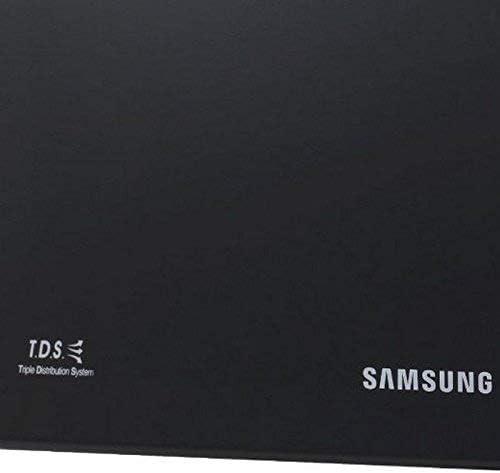 Samsung GE711K Microondas con grill de 20 L, interior de cerámica ...