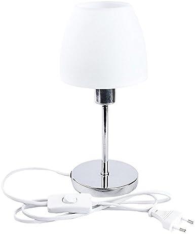 Cuivre 40 W M/étal Mathias 3474255 Lampe de Chevet D17 H33