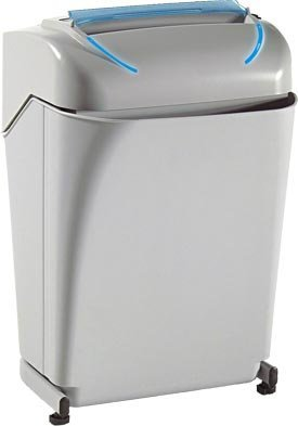 "KOBRA 240 SS5 Multipurpose and Multimedia ""Energy Smart"" Professional Straight Cut Shredder, 24 hours continuous duty motor, Automatic Start/Stop through electronic eyes with stand-by function by Kobra"