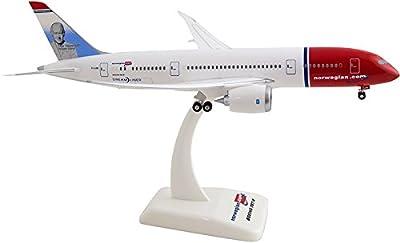 """Boeing 787-8 Air Norwegian """"Thor Heyerdahl"""" Scale 1:200"""