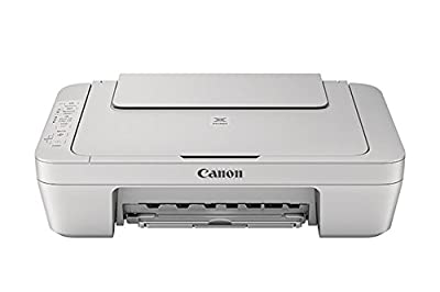 Canon Office Products PIXMA MG3020 White Wireless color Photo Printer with Scanner/Copier