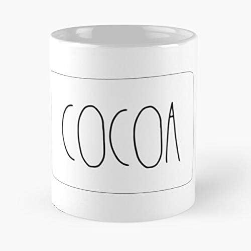 Rae Dunn Christmas 2020 Canister Amazon.com: Rae Dunn Style Cocoa Canister Tag Classic Mug   The