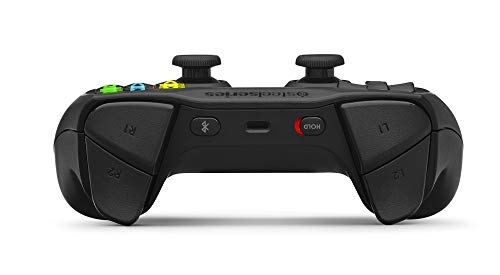 SteelSeries Nimbus Bluetooth Mobile Gaming Controller - IPhone, iPad, Apple TV - 40+ Hour Battery Life - Mfi Certified - Supports Fortnite Mobile by SteelSeries (Image #5)
