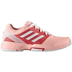 adidas Originals Women's Barricade Court Tennis Shoes