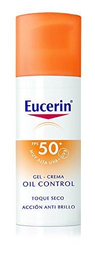 Eucerin Gel Crema Oil Control, FPS 50, 50 ml