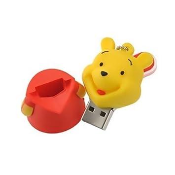Quace 8 Gb Winnie The Pooh Fancy Usb Pen Drive Pen Drives