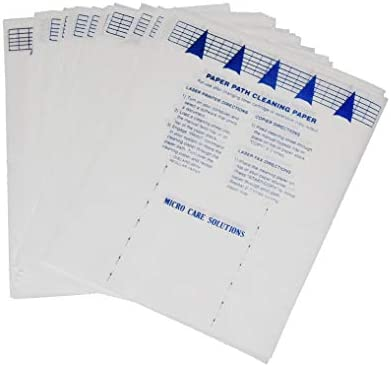 Amazon.com: Microcare Láser de limpieza para impresora (8.5 ...
