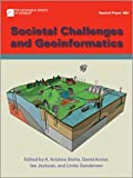 img - for Societal Challenges and Geoinformatics (Special Paper) book / textbook / text book