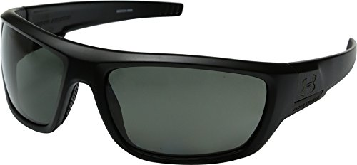 Under Armour Unisex Prevail Polarized Satin Black One Size