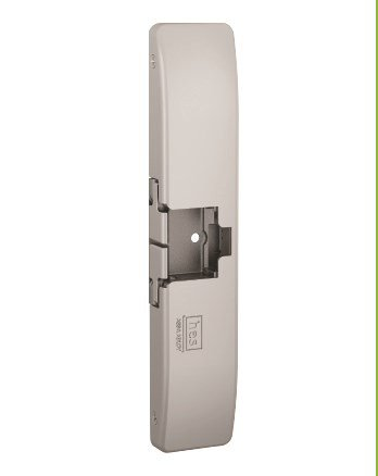 HES 9000 Series Electrified Strike - 9700 in Stainless Steel by HES