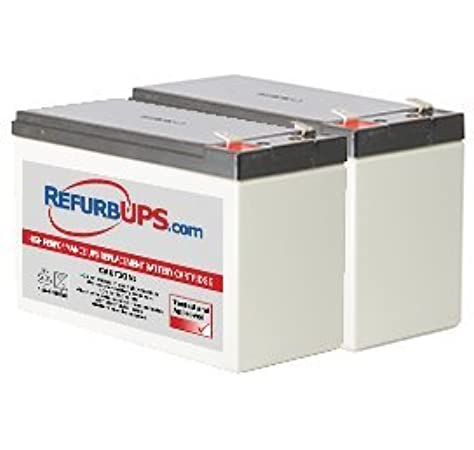 [SCHEMATICS_49CH]  Amazon.com: APC Back-UPS RS 800 (RS800) Compatible Replacement Battery Kit:  Home Audio & Theater | Apc Rbc32 Battery Wiring Diagram |  | Amazon.com