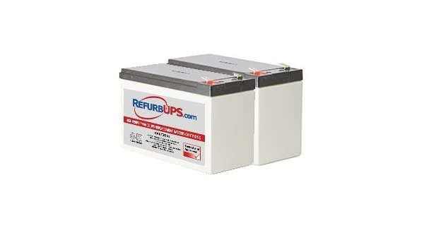 Mighty Max 12V 7Ah Compatible Battery for UPS APC Back-UPS APC RS 800VA 4 Pack