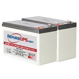 APC Smart-UPS 700 Rack Mount (SU700RM2U) – Brand New Compatible Replacement Battery Kit