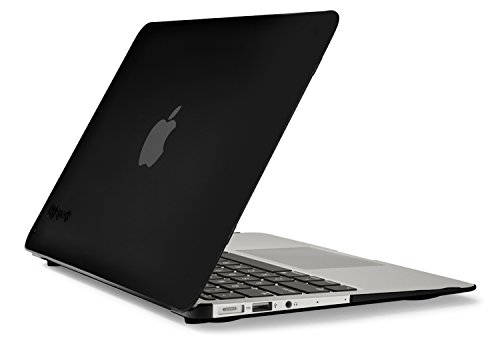 Speck Products SeeThru Satin Case for MacBook Air 11-Inch, Black (SPK-A2713) -