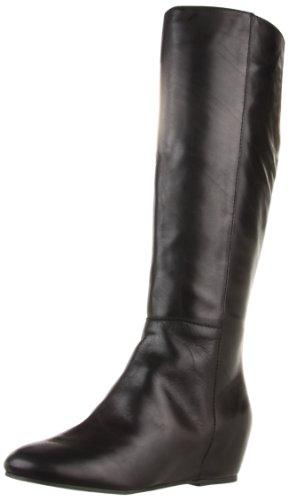 Boutique 9 Zanny - Bota A La Rodilla Para Mujer, Negro