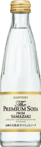 Suntory The Premium soda from YAMAZAKI 240ml ~ 24 this by Premium soda