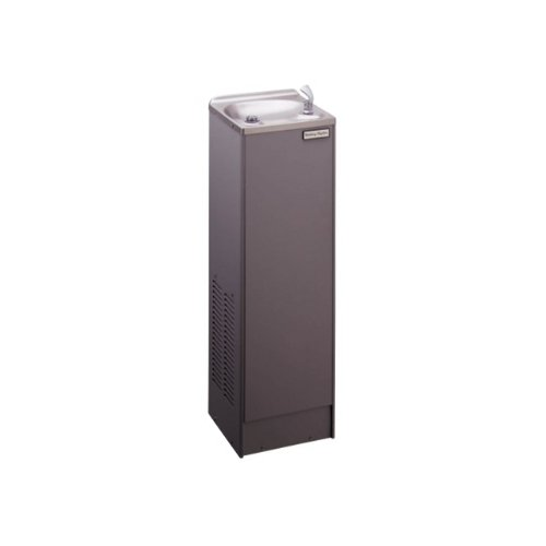 Halsey Taylor S300-2E-Q-PV Economy Free-Standing Water Cooler, Platinum Vinyl by Halsey Taylor