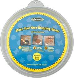 Milestone Bulk Buy Stepping Stone Mold Round 12 inch 90723122 (3-Pack)