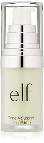 e.l.f. Tone Correcting Face Primer, Use as a Base for Your Makeup, Neutralize Uneven Skin Tones, 0.47 Fluid Ounces (Forever Could Never Be Long Enough For Me)