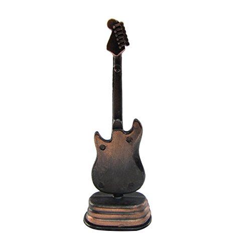 Die Cast Guitar Desk Accessory Pencil Sharpener