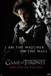 Game of Thrones Watcher Wall Poster