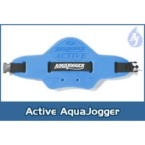 AquaJogger Active Water Exercise Buoyancy Belt