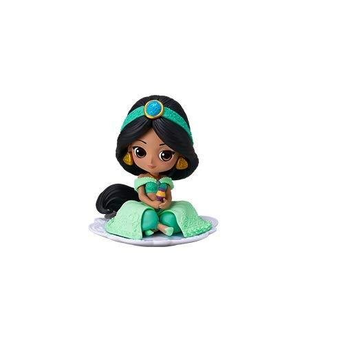 Banpresto Q Posket Sugirly Disney Characters Jasmine Normal Color ver. Aladdin