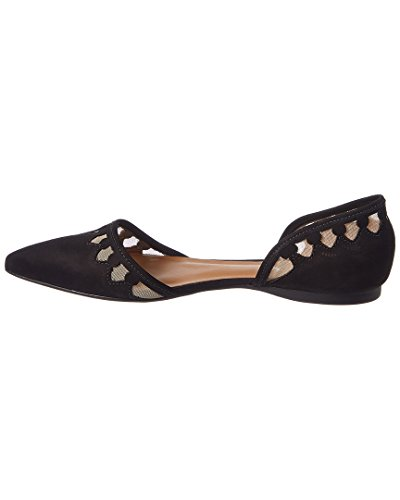French Sole Womens Volt Black Nubuck wiki for sale GGykc